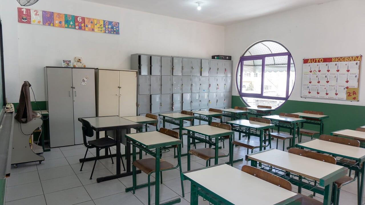 12 sala de aula