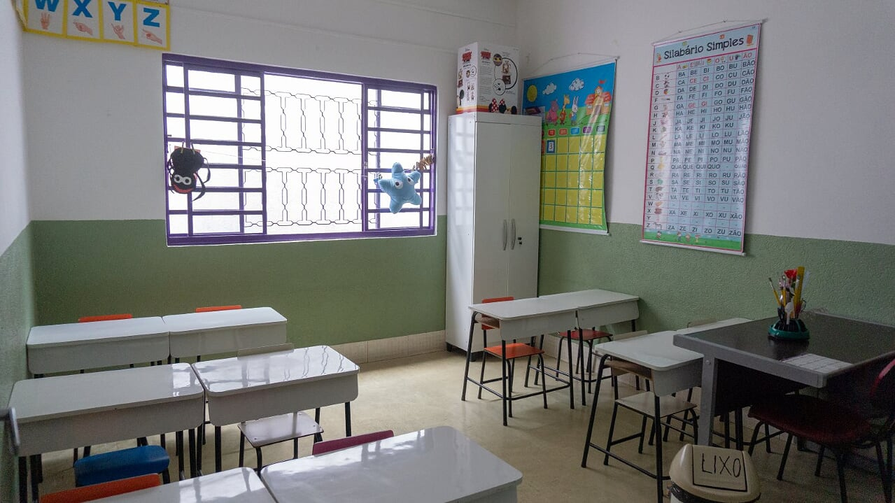 16 sala de aula