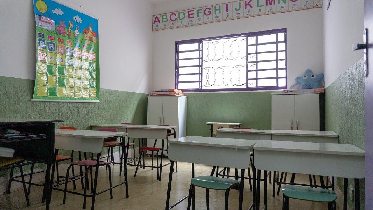 18 sala de aula