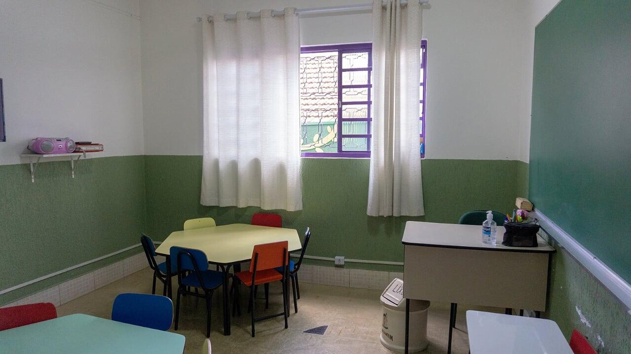 20 sala de aula