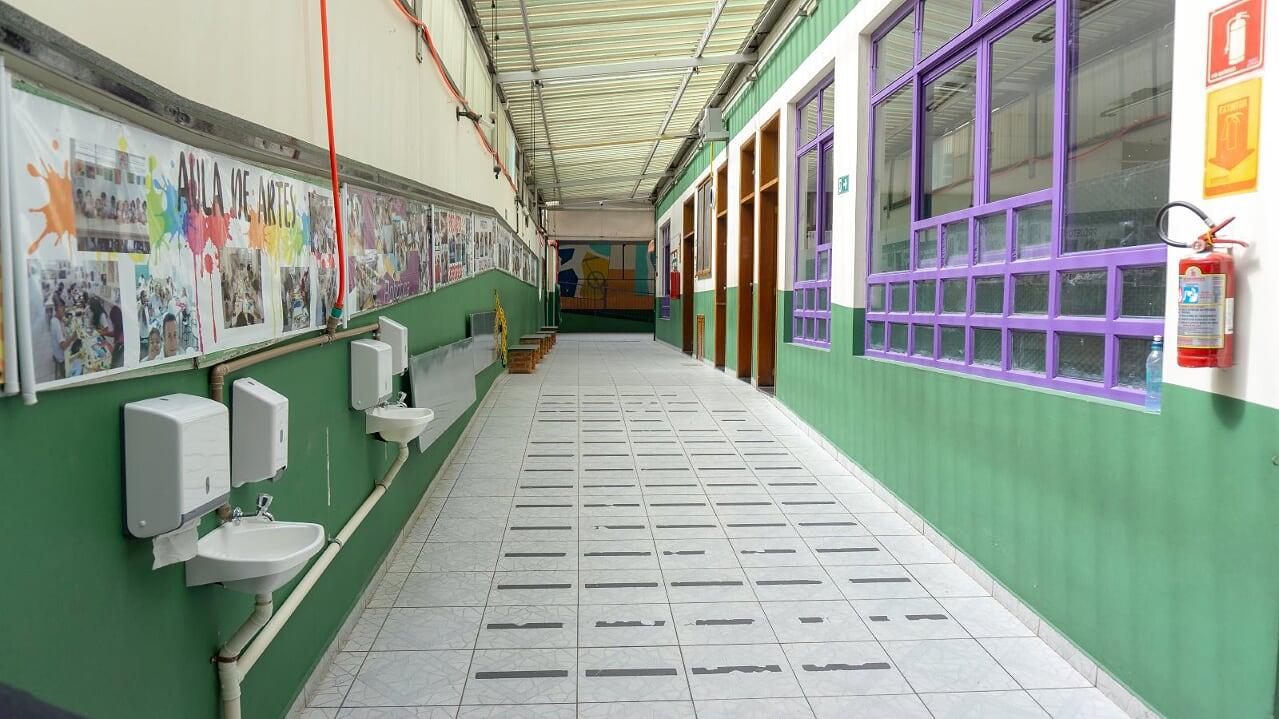 3 corredor acesso pátio