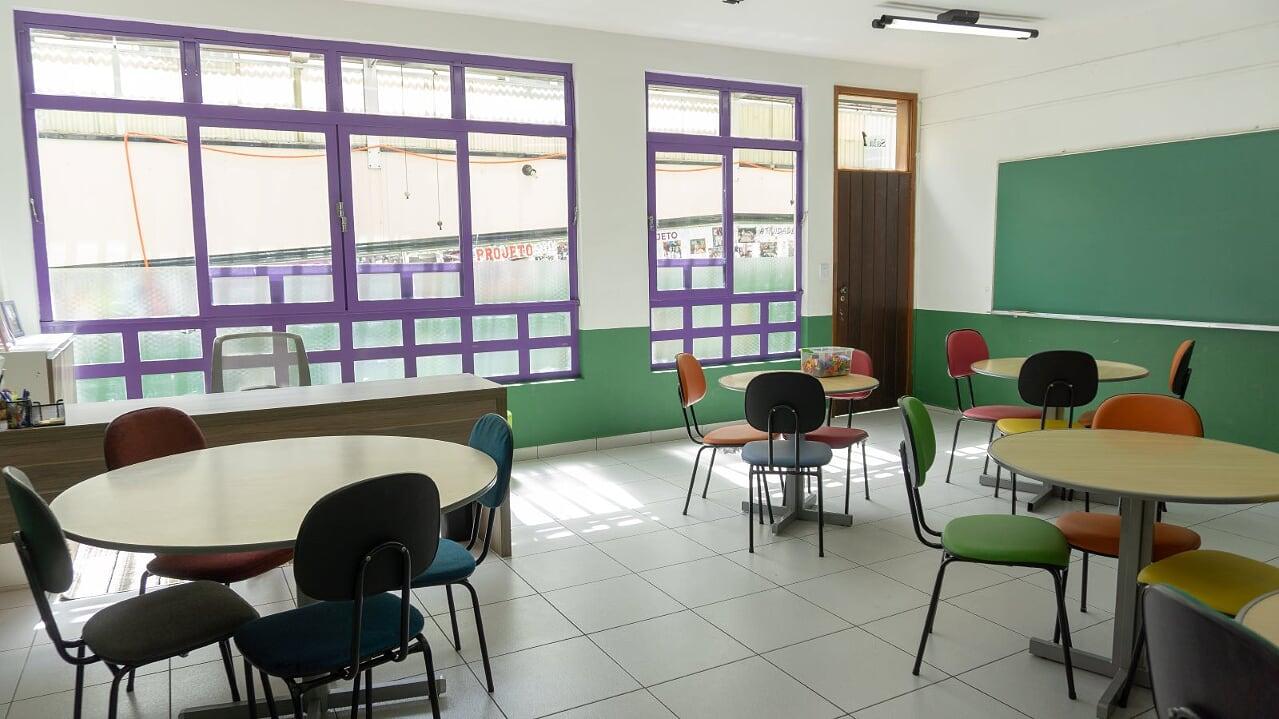 8 sala de aula